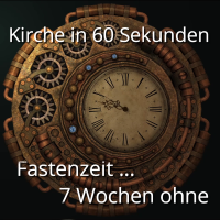 Verlinkter Button zum Video Kirche in 60 Sekunden